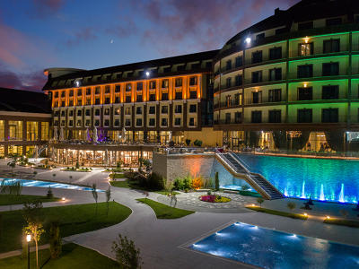 Akrones Thermal Spa & Convention Sport Hotel Resim Galerisi