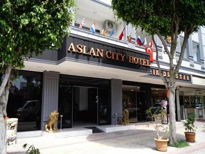 Aslan City Hotel