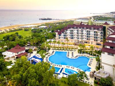 Side Sun Bella Resort SPA Resim Galerisi