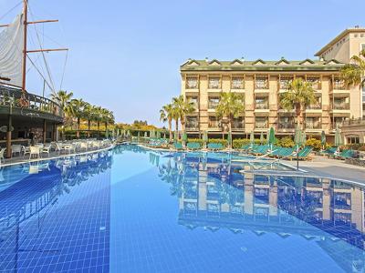 Can Garden Resort Hotel Resim Galerisi