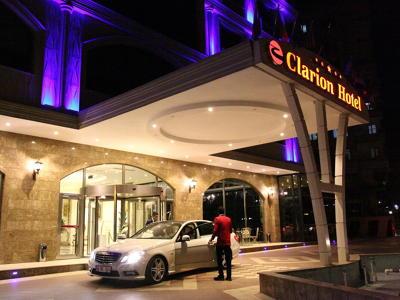 Clarion Hotel Resim Galerisi