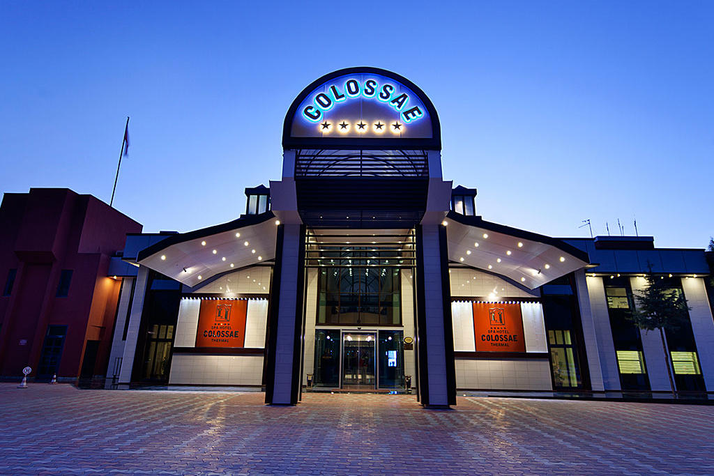 Colossae Thermal Hotel & Spa