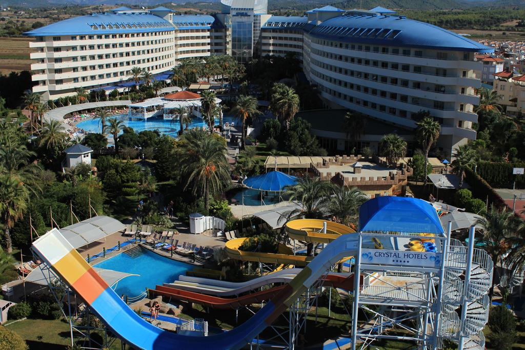 Crystal Admiral Resort Suites Hotel