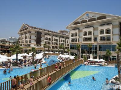 Crystal Palace Luxury Resort
