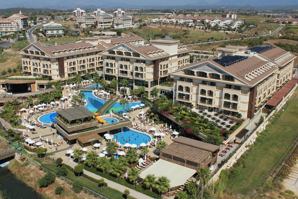 Crystal Palace Luxury Resort Hotel
