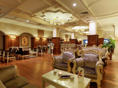 Crystal Palace Luxury Resort Hotel Resim Galerisi