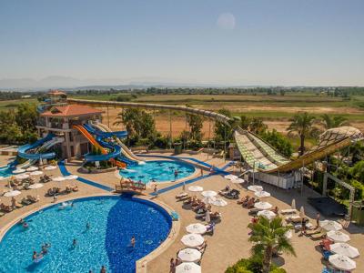 Crystal Paraiso Verde Resort & Spa Hotel Resim Galerisi