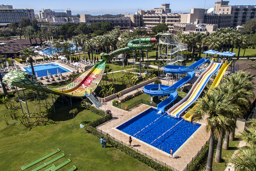 Otel Rezervasyon - Crystal Tat Beach Golf Resort Hotel