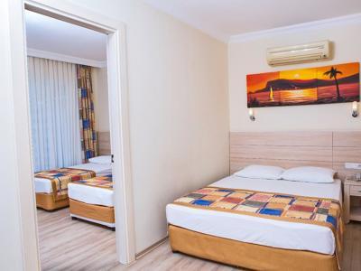 2 odalı Aile odası