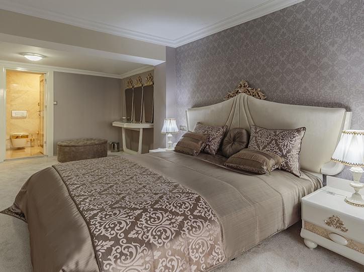 King Suite (Yarım Pansiyon)