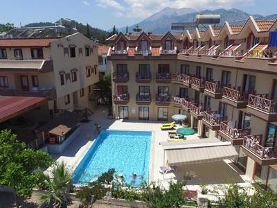 Himeros Beach Hotel Resim Galerisi