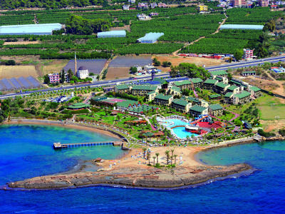 OZ Hotels İncekum Beach