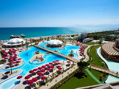 Kaya Palazzo Golf Resort Resim Galerisi