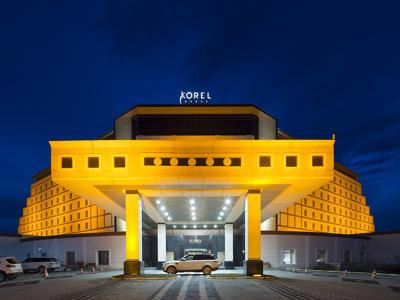 Korel Thermal Resort Clinic SPA Resim Galerisi