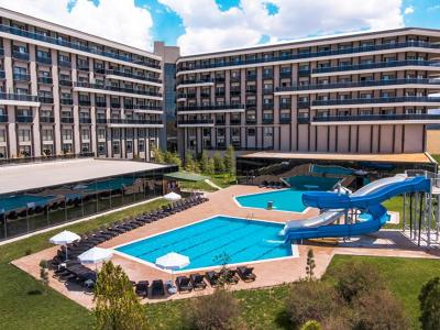 May Thermal Resort SPA Resim Galerisi