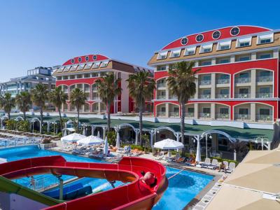 Orange County Resort Belek Resim Galerisi