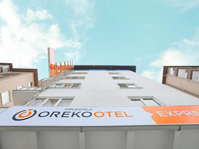 Oruçoğlu Oreko Ekspress Hotel Resim Galerisi