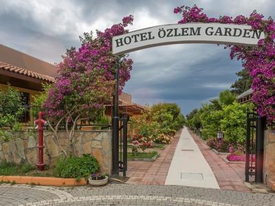 Özlem Garden Hotel Resim Galerisi