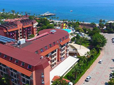 Palmeras Beach Hotel Resim Galerisi