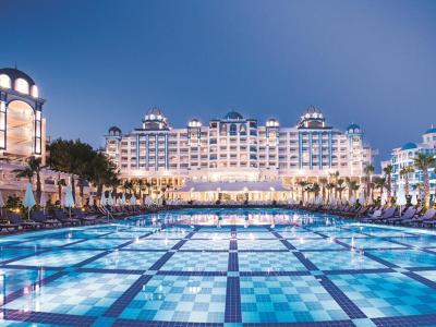 Rubi Platinum Spa Resort&Suit Resim Galerisi