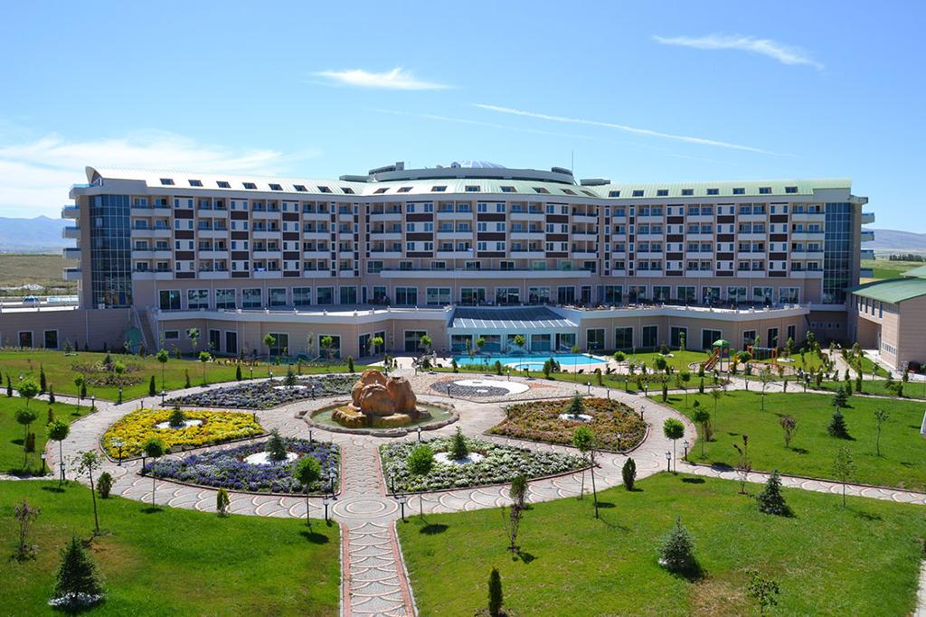 Safran Thermal Resort Hotel