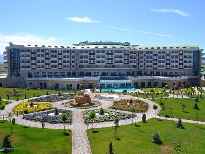 Safran Thermal Resort Hotel