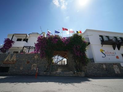 Salinas Beach Hotel Bodrum