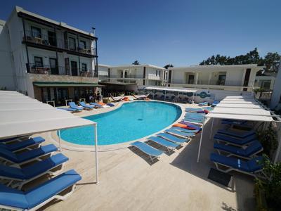 Salinas Beach Hotel Bodrum Resim Galerisi