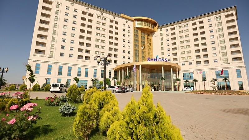 Sanitaş Thermal Suites Hotel