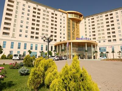 Sanitaş Thermal Suites Hotel
