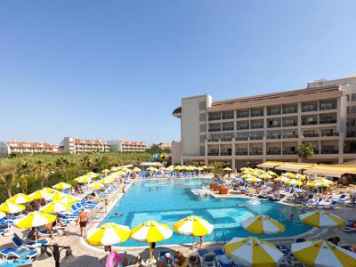 Seher Sun Palace Resort & SPA Resim Galerisi