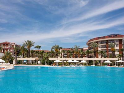 Selge Beach Resort Spa Resim Galerisi