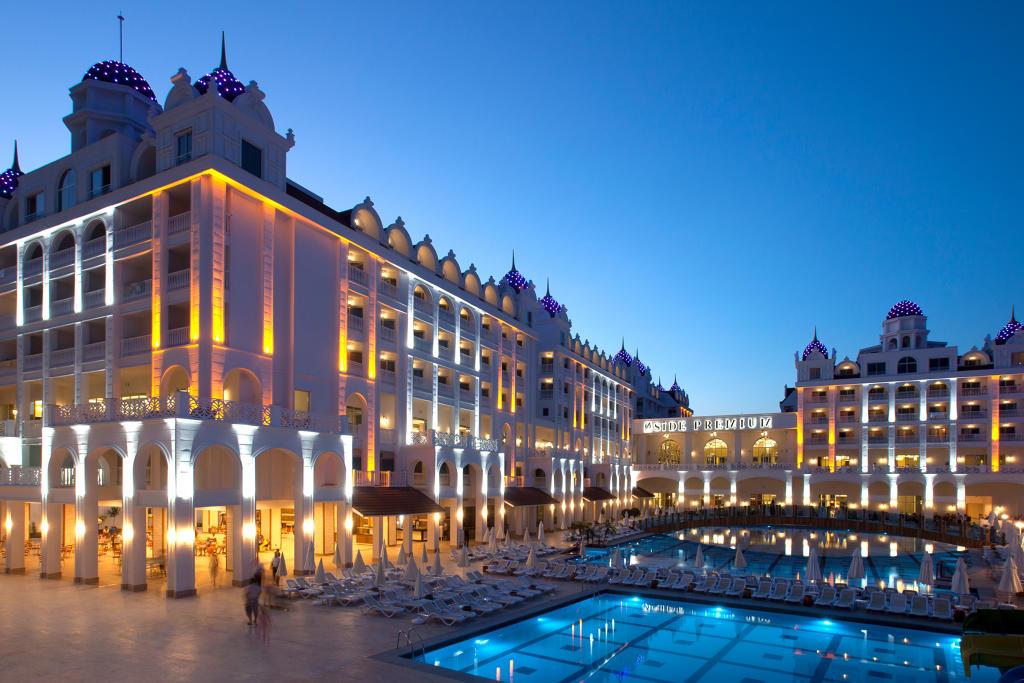 Турция отель сиде премиум фото также