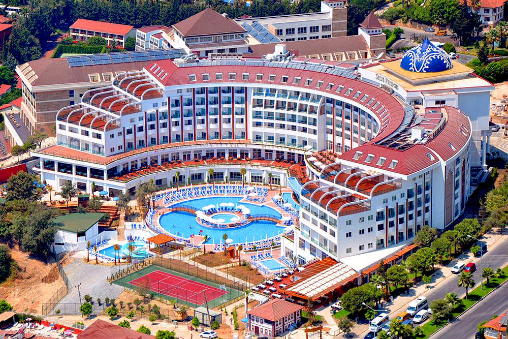 Side Prenses Hotel