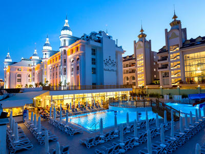 Side Royal Palace Hotel Resim Galerisi