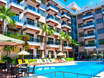 Sun Beach Park Hotel Resim Galerisi