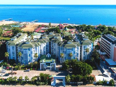 The Garden Beach Hotel