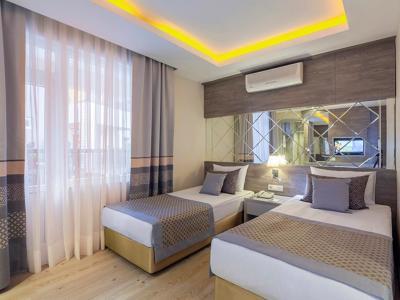 Park Villa Aile Odası 2 (2 Yatak Odalı)