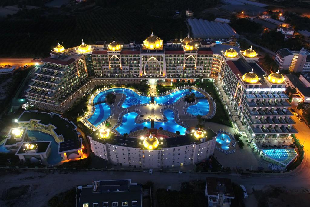 Otel Rezervasyon Alan Xafira Deluxe Resort Hotel